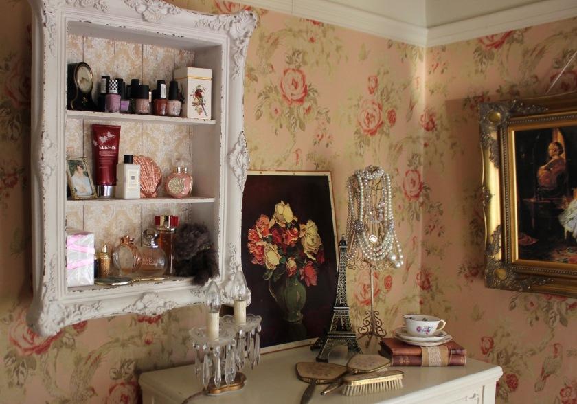 My Dressing room pretties!