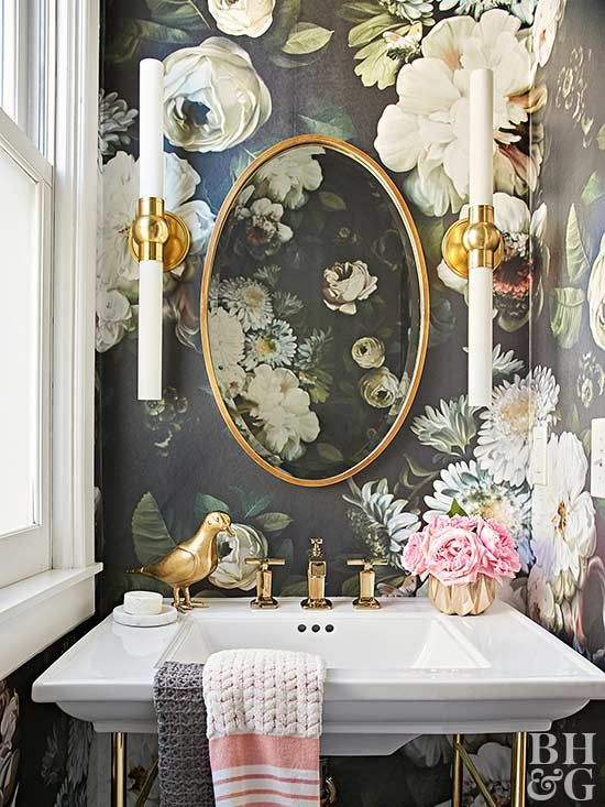 Fabulous Florals  & how to use them in your home decor