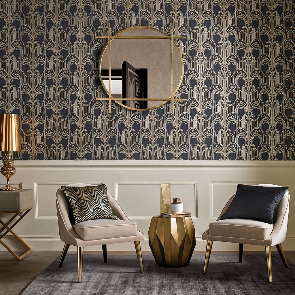 How To Bring A Touch Of The 'Gatsby' Style To Your Home